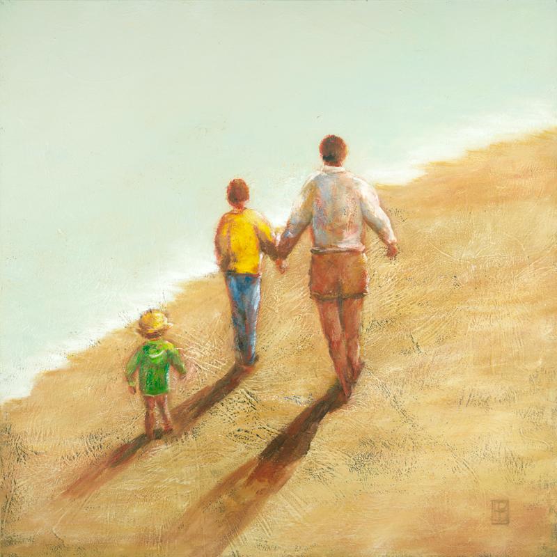 Beach Walk II