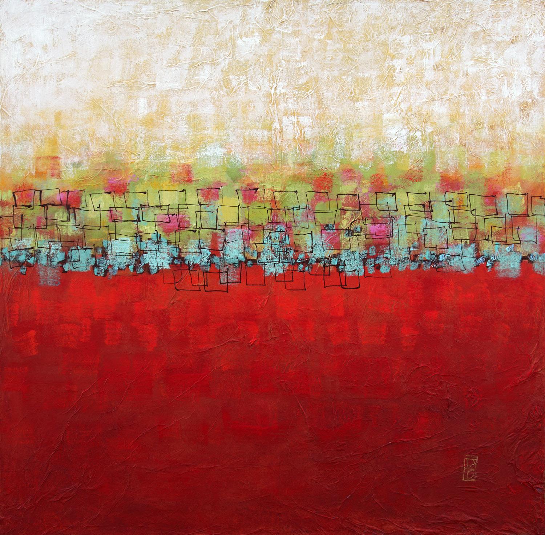 Modern Art Block Colours