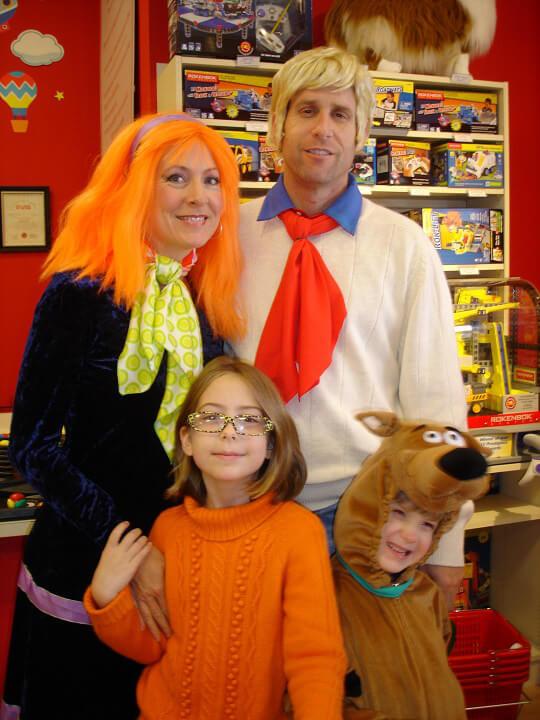 Scooby Doo - Halloween 2009