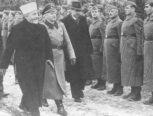 The Muslim Nazi Connection  The Muslim Issue