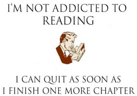 Addicted-to-reading