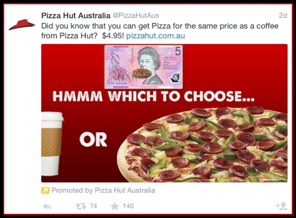Where Are They Now Pizza Hut
