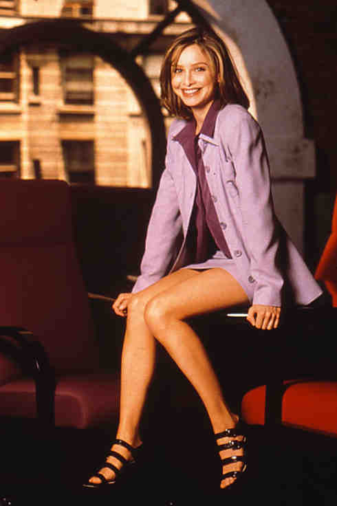 Ally McBeal - back in the day