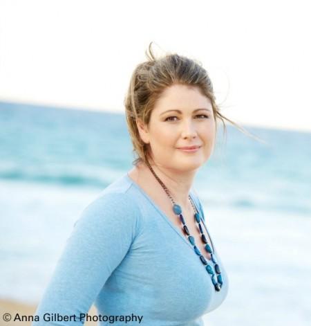 Brissy writer, Kylie Kaden