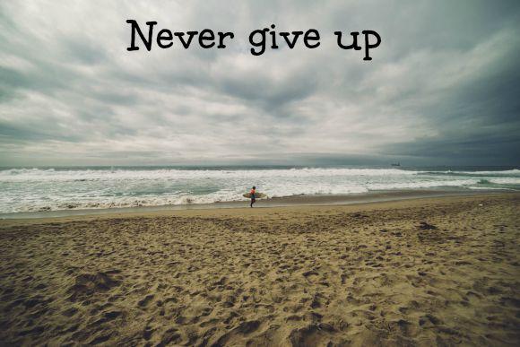 jaymantri beach - give up