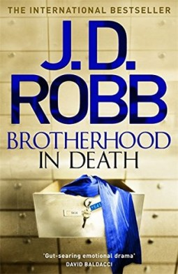 Book review: Brotherhood in Death by JD Robb