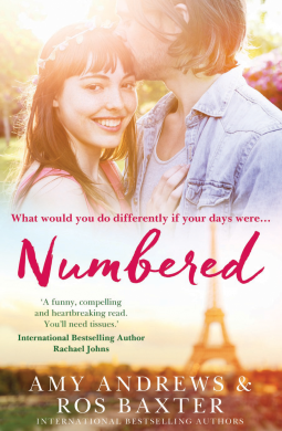 Book review: Numbered by Amy Andrews and Ros Baxter