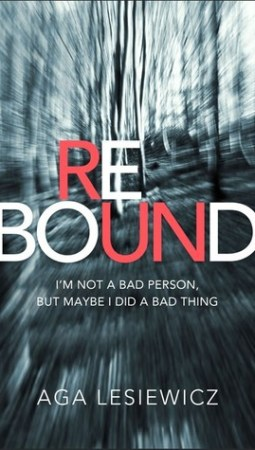 Book review: Rebound by Aga Lesiewicz