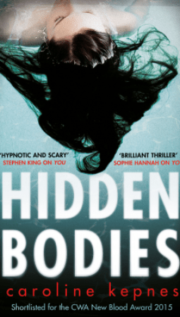 Book review: Hidden Bodies by Caroline Kepnes