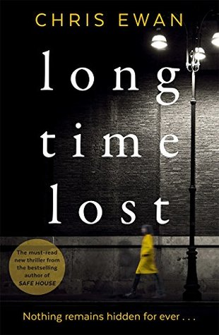 Book review: Long Time Lost by Chris Ewan