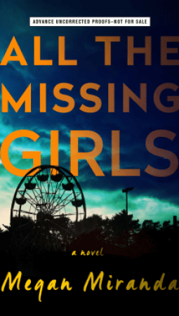 Book review: All the Missing Girls by Megan Miranda