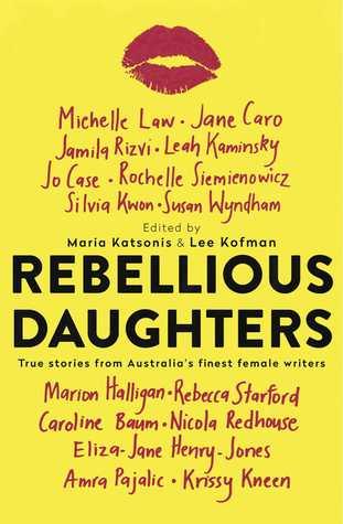 Book review: Rebellious Daughters edited by Maria Katsonis & Lee Kofman