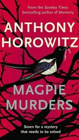 Book review: Magpie Murders by Anthony Horowitz