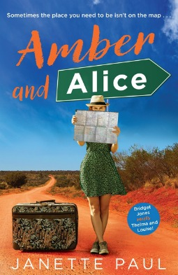 Book review: Amber and Alice by Janette Paul