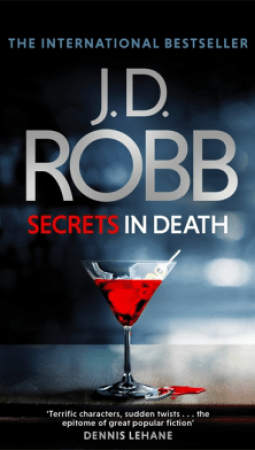 Book review: Secrets in Death by JD Robb