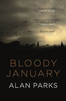 Book review: Bloody January by Alan Parks