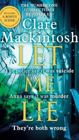 Book review: Let Me Lie by Clare Mackintosh