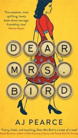 Book review: Dear Mrs Bird by AJ Pearce