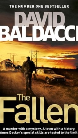 Book review: The Fallen by David Baldacci