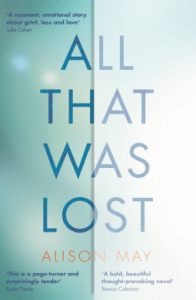 All That Was Lost by Alison May