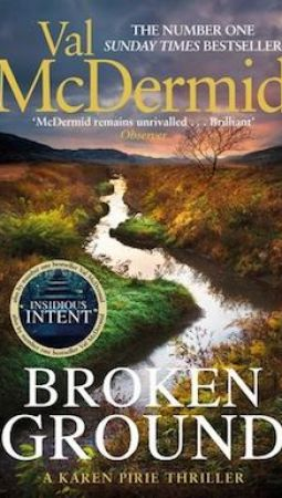 Book review: Broken Ground by Val McDermid