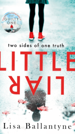 Book review: Little Liar by Lisa Ballantyne