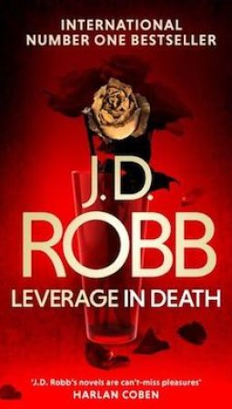 Book review: Leverage in Death by JD Robb
