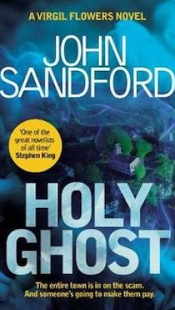 Book review: Holy Ghost by John Sandford