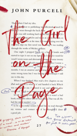 Book review: The Girl on the Page by John Purcell