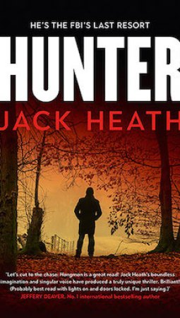 Book review: Hunter by Jack Heath