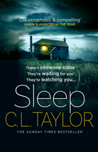 Sleep by CL Taylor