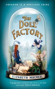 Book review: The Doll Factory by Elizabeth Macneal