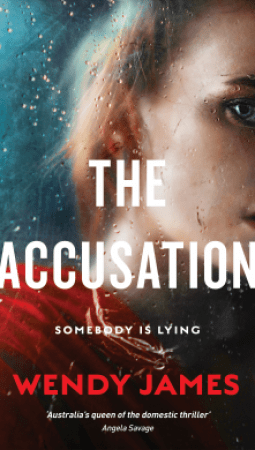 Book review: The Accusation by Wendy James