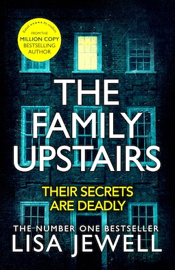 Book review: The Family Upstairs by Lisa Jewell