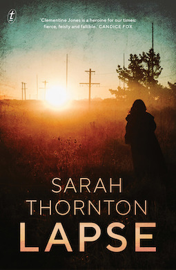 Book review: Lapse by Sarah Thornton