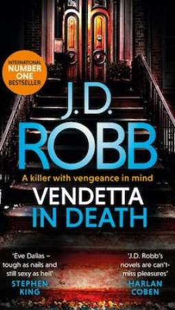 Book review: Vendetta in Death by JD Robb