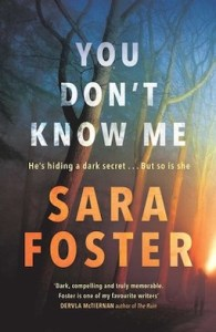 You Don't Know Me by Sara Foster