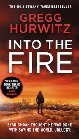 Book review: Into the Fire by Gregg Hurwitz