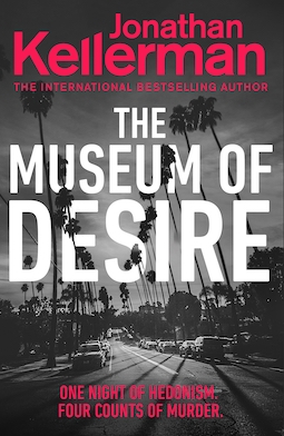 Book review: The Museum of Desire by Jonathan Kellerman
