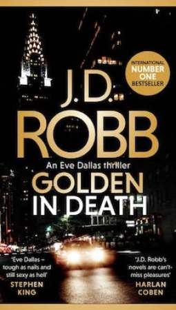 Book review: Golden in Death by JD Robb