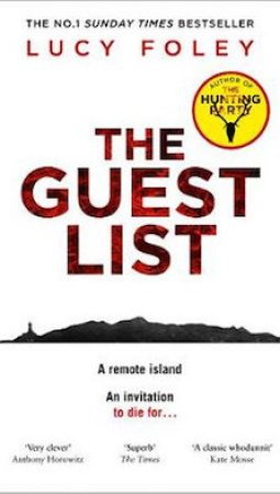 Book review: The Guest List by Lucy Foley