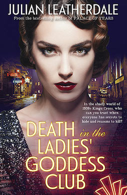 Book review: Death in the Ladies' Goddess Club by Julian Leatherdale