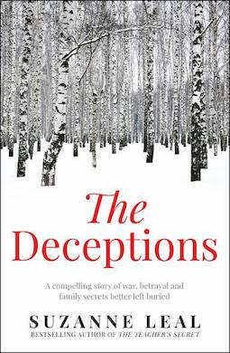 Book review: The Deceptions by Suzanne Leal