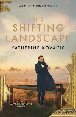 Book review: The Shifting Landscape by Katherine Kovacic