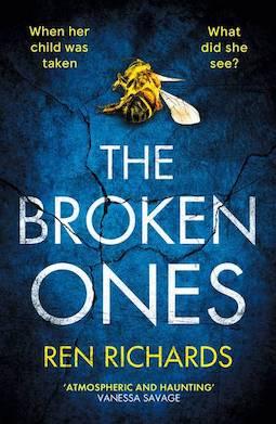 Book review: The Broken Ones by Ren Richards