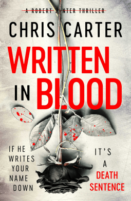 Book review: Written in Blood by Chris Carter