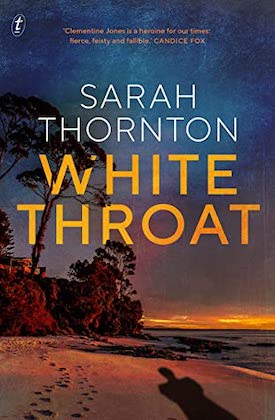 Book review: White Throat by Sarah Thornton