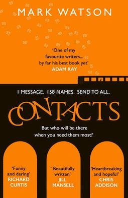 Book review: Contacts by Mark Watson