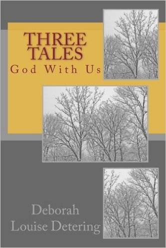 """The cover of """"Three Tales."""""""