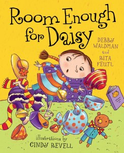 Book Cover: Room Enough for Daisy
